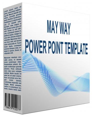 MayWay Multipurpose Powerpoint Template