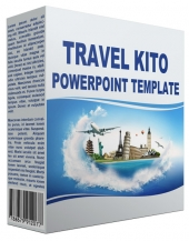 Travel Kito Multipurpose Powerpoint Template Graphic with Personal Use Rights