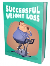 Successful Weight Loss eBook with Master Resell Rights/Giveaway Rights