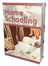 Home Schooling eBook with private label rights