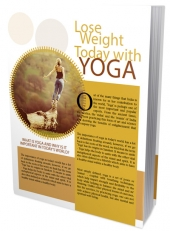 New Lose Weight Today With Yoga eBook with Private Label Rights