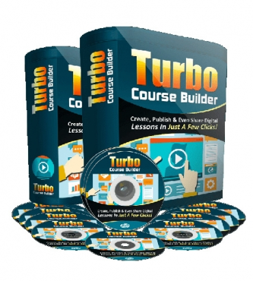 Turbo Course Builder Software