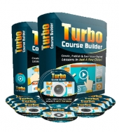 Turbo Course Builder Software Software with Personal Use Rights