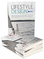 Lifestyle Design eBook with Master Resell Rights