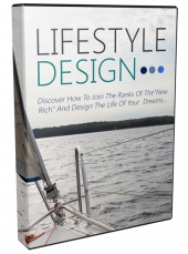 Lifestyle Design Video Upsell Video with Master Resell Rights