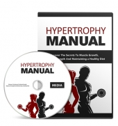 Hypertrophy Manual Gold Video with Master Resell Rights