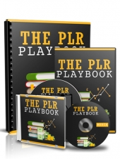 The PLR Playbook Video with Personal Use Rights