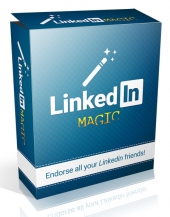 LinkedIn Magic Software with Master Resell Rights