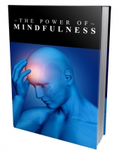 The Power Of Mindfulness eBook with Master Resell Rights