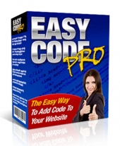 Easy Code Pro Software with Master Resell Rights/Giveaway Rights