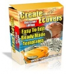 Create eCovers Package Graphic with Private Label Rights
