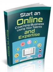 Start an Online Coaching Business eBook with Private Label Rights
