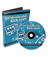WordPress Membership Kick-Start Video with Private Label Rights