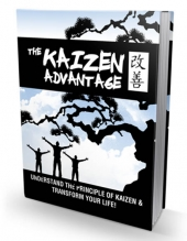 The Kaizen Advantage eBook with Master Resell Rights