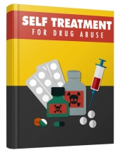 Self Treatment for Drug Abuse eBook with Master Resell Rights/Giveaway Rights