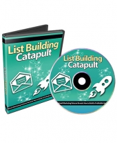 List Building Catapult eBook with Private Label Rights
