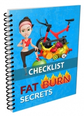 Fat Burn Secrets eBook with Master Resell Rights