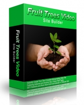 Fruit Trees Video Site Builder eBook with Master Resell Rights