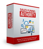 Sales Funnel Authority eBook with Master Resell Rights
