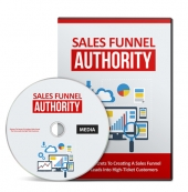 Sales Funnel Authority Video Upgrade Video with Master Resell Rights
