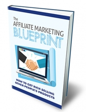 Affiliate Marketing Blueprint eBook with Master Resell Rights