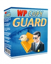 WP Copy Guard Software with Master Resell Rights