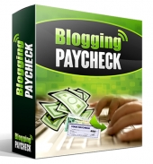 Blogging Paycheck Video with Master Resell Rights