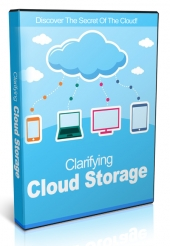 Clarifying Cloud Storage Video with private label rights