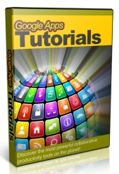 Google Apps Tutorials Video with private label rights