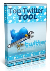 Top Twitter Tools Video with private label rights