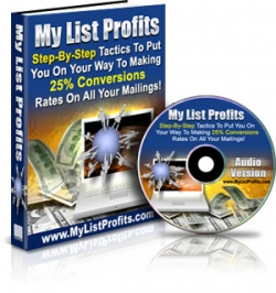 My List Profits : With Audio Guide