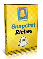 Snapchat Riches Video with Private Label Rights