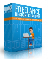 Freelance Designer Income - USER eBook with Personal Use Rights