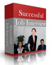Successful Job Interview eBook with private label rights