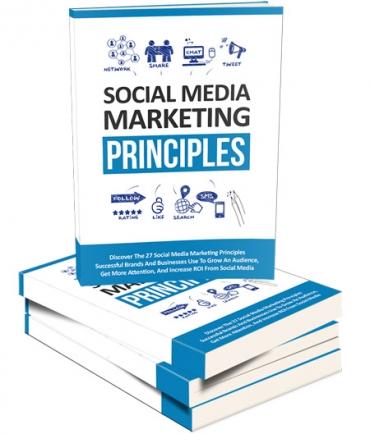 Social Media Marketing Principles Video Upgrade