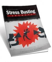 Practical Stress Busting Secrets eBook with private label rights