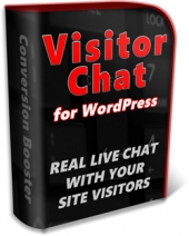 WP Visitor Chat Software with Private Label Rights