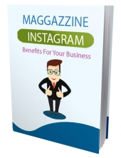 Instagram Benefits For Business eBook with Private Label Rights