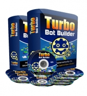 Turbo Bot Builder Software eBook with Personal Use Rights