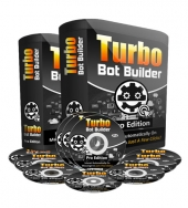 Turbo Bot Builder Pro Software with Personal Use Rights