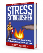 Stress Extinguisher eBook with private label rights