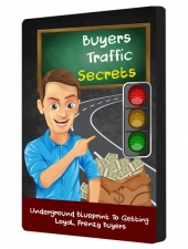 Buyers Traffic Secrets Video with Master Resell Rights