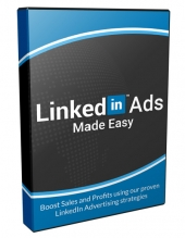 LinkedIn Ads Made Easy OTO - User Video with Personal Use Rights