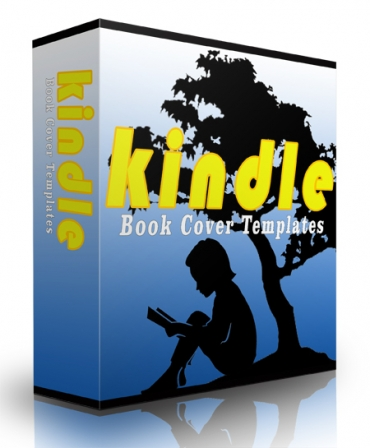 Kindle Book Cover Templates