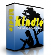 Kindle Publishing Template Guide eBook with Personal Use Rights