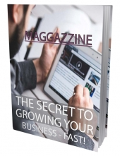 The Secret To Growing Your Business Fast eBook with Private Label Rights