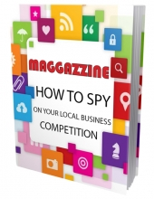 How To Spy On The Local Competition eBook with Private Label Rights