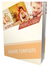 Children Ebook Template eBook with Private Label Rights