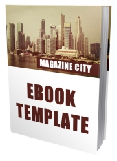 City Ebook Template eBook with Private Label Rights