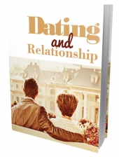 Dating And Relationship eBook with Private Label Rights